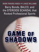 Game of Shadows ebook