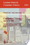 Computer Vision - ACCV'98