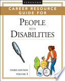 Ferguson Career Resource Guide for People with Disabilities, Third Edition, 2-Volume Set