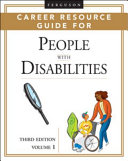 Ferguson Career Resource Guide for People with Disabilities  Third Edition  2 Volume Set