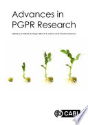 Advances In Pgpr Research Book PDF