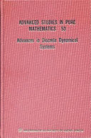 Advances In Discrete Dynamical Systems