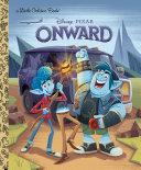 Onward Little Golden Book  Disney Pixar Onward  Book