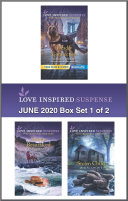 Harlequin Love Inspired Suspense June 2020   Box Set 1 of 2