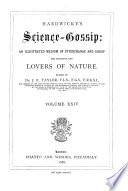 Hardwicke s Science gossip