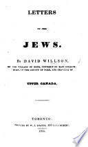 Letters to the Jews Book PDF