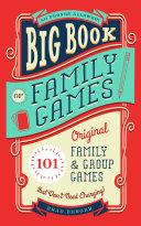 Big Book of Family Games Pdf/ePub eBook