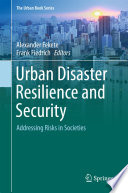 Urban Disaster Resilience And Security Book PDF