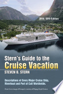 Stern   s Guide to the Cruise Vacation  2018 2019 Edition Book