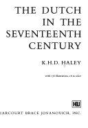 The Dutch In The Seventeenth Century