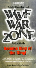 WWF War Zone Totally Unauthorized Pocket Guide