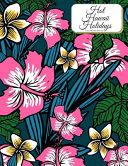 Hot Hawaii Holidays Coloring Book