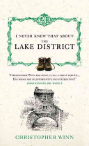 I Never Knew That about the Lake District Book PDF