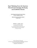 Sport Marketing Across The Spectrum