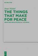 The Things That Make For Peace