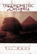Trigonometric Delights [Pdf/ePub] eBook