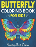 Butterfly Coloring Book for Kids
