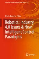 Robotics  Industry 4 0 Issues   New Intelligent Control Paradigms