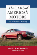 Pdf The Cars of American Motors Telecharger