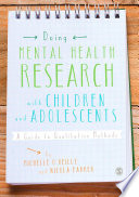 Doing Mental Health Research with Children and Adolescents