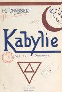 Pdf Kabylie Telecharger