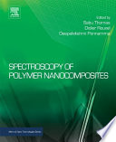 Spectroscopy of Polymer Nanocomposites