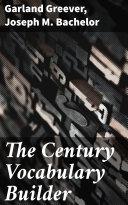 The Century Vocabulary Builder Book