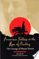 American Goddess at the Rape of Nanking
