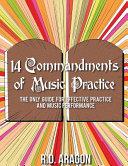 14 Commandments of Music Practice
