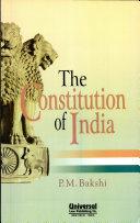 Constitution Of India, 10/e