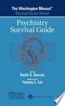 The Washington Manual Psychiatry Survival Guide Book