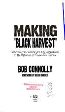 Making 'Black Harvest' ebook