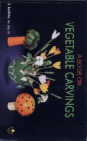 A book of Vegetable Carvings