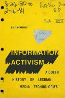 Information Activism