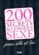 Pdf 200 astuces sexe pour elle et lui Telecharger