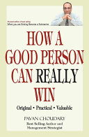 How a Good Person Can Really Win Pdf/ePub eBook