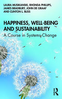 Happiness, Well-being and Sustainability