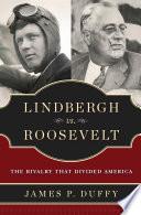 Lindbergh Vs Roosevelt Book