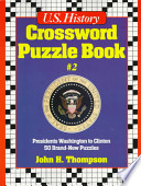U.S. History Crossword Puzzle Book