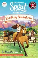 Spirit Riding Free  Reading Adventures