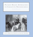 Patient based Approaches to Cognitive Neuroscience Book PDF