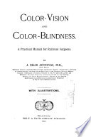 Color vision and Color blindness