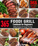Foodi Grill Cookbook for Beginners