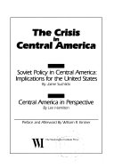 The Crisis in Central America