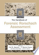 The Handbook of Forensic Rorschach Assessment