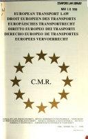 Diritto Europeo Dei Trasporti
