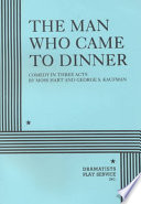 The Man Who Came To Dinner Book PDF