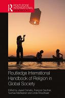 Routledge International Handbook of Religion in Global Society Pdf/ePub eBook