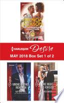 Harlequin Desire May 2018   Box Set 1 of 2