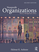 Nonprofit Organizations Pdf/ePub eBook